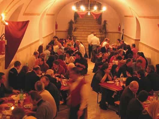Fortezza Medicea di Volterra carcere ristorante localiarreda