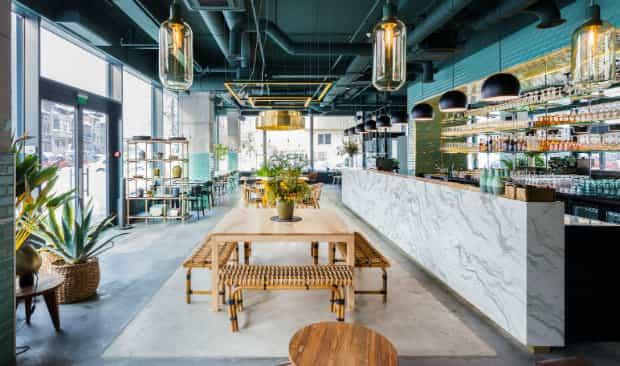 Lo stile industriale ristorante 6 consigli Localiarreda
