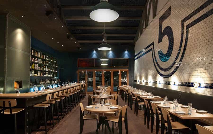 Stile industriale ristorante consigli Localiarreda